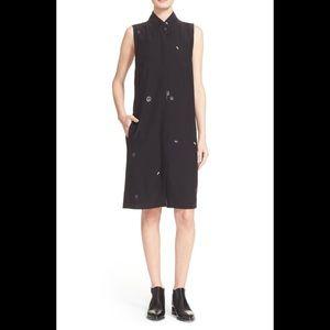 🌺VEDA salt print 100 percent silk dress